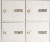 PO Boxes Picture