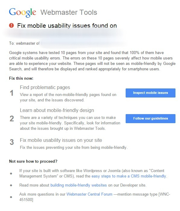 mobile friendly algorithm